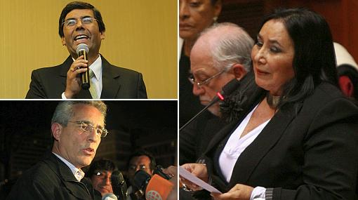 """Gana Perú: """"Interpelación a ministra de la Mujer es exagerada"""""""
