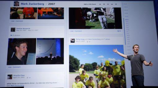 Facebook fue demandado por nueva presentación de perfiles