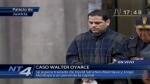 Caso Oyarce: 'Calígula' y 'Loco David' pasaron a distintos penales - Noticias de jorge luis montoya fernandez