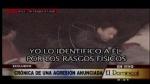 Caso Oyarce: el testimonio de uno de los agredidos en los palcos del Monumental - Noticias de jorge luis montoya fernandez