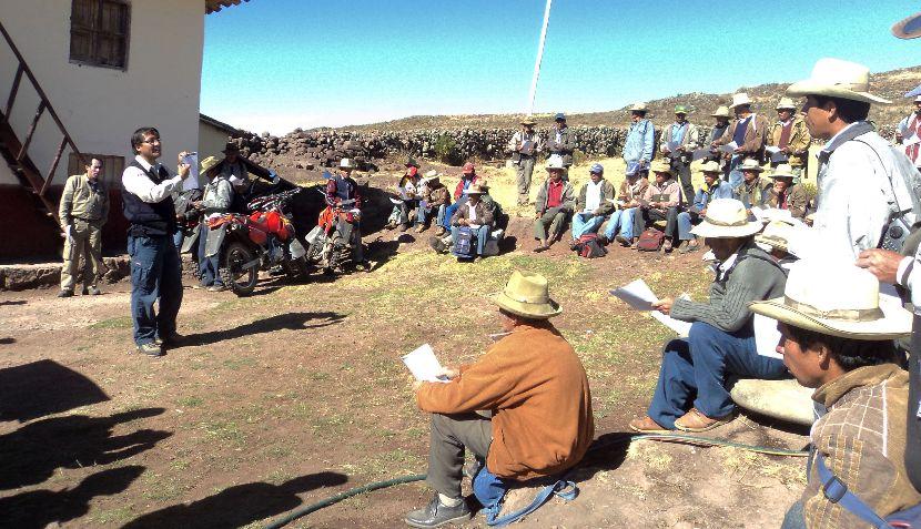 FOTOS: Las puyas se recuperan en Calipuy, La Libertad