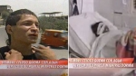 Hombre echó agua hirviendo a su esposa e hija por celos - Noticias de magaly huaman