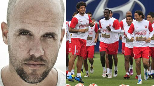 Escucha la canción de la selección peruana compuesta por Gian Marco