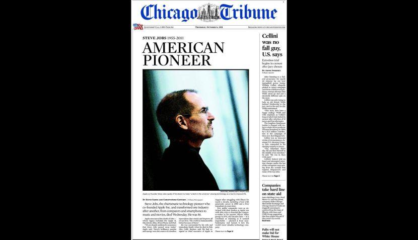 226b50d4ad1 FOTOS: la prensa de EE.UU. le rinde homenaje al