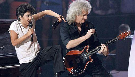 Lady Gaga podría ser la nueva vocalista de Queen