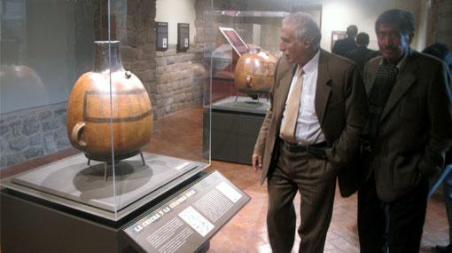 Cusco exhibe piezas devueltas por Yale y tendrá museo del incanato
