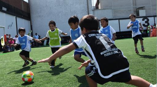 Real Madrid creará escuelas deportivas con la Municipalidad de Lima