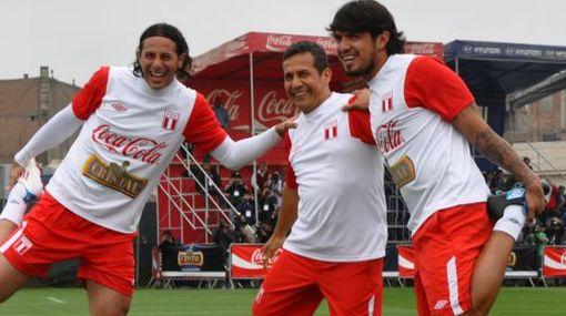 Humala podría estrenar hoy el palco presidencial del Estadio Nacional
