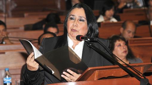 """Mimdes defendió a García Naranjo: """"Pretenden desacreditar su imagen"""""""
