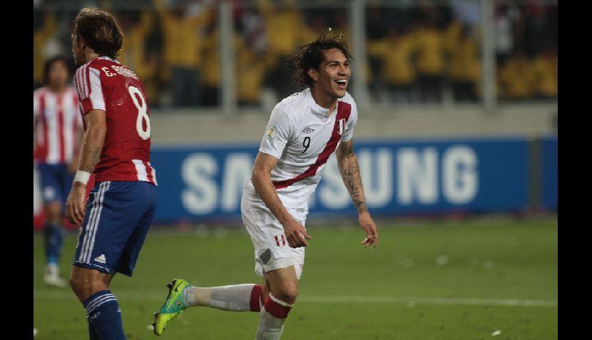 FOTOS: el 2-0 de Perú ante Paraguay de la mano de los 4 fantásticos