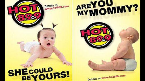 Polémica en Canadá por concurso radial que 'regala bebes'