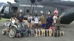 Cayeron siete presuntos narcotraficantes en la zona del VRAE - Noticias de freddy torres huaman