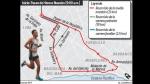 Toma tus precauciones: hay intenso tráfico en Lima por una maratón - Noticias de hector dulanto arias