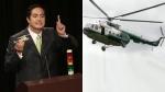 """'Candidato del helicóptero': """"Me ningunearon, pero el tiempo me dio la razón"""" - Noticias de debate electoral"""