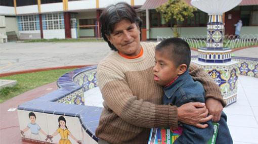 Final feliz: niños perdidos que fueron acogidos por el Inabif encuentran a sus padres