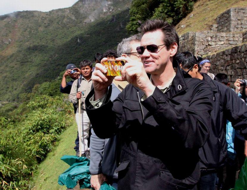 Los famosos que llegaron al Perú en el 2011