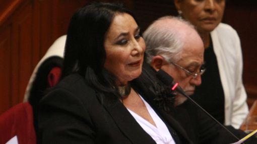 Pleno del Congreso rechazó moción de censura contra García Naranjo