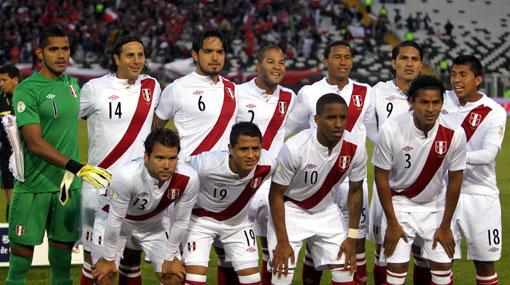 La selección clasificará a Brasil 2014, cree el 64% de los peruanos