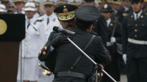 Director General de la Policía confirmó retiro de 596 oficiales