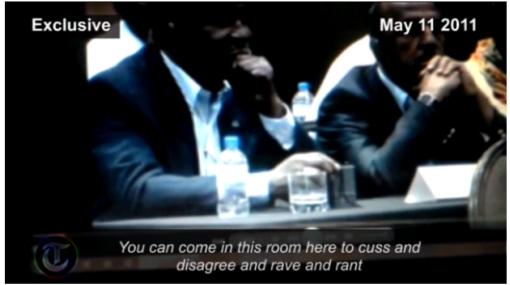 Video pone en aprietos a ex vicepresidente FIFA Jack Warner