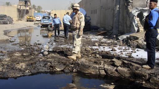 Iraq: mueren al menos 31 personas tras ataques suicidas y con bomba