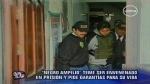 'Negro Ampilio' pidió garantías por temor a ser envenenado en prisión - Noticias de alejos dominguez