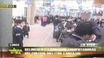 Roban más de 170 computadoras del colegio Melitón Carvajal - Noticias de marcos tupayachi cardenas
