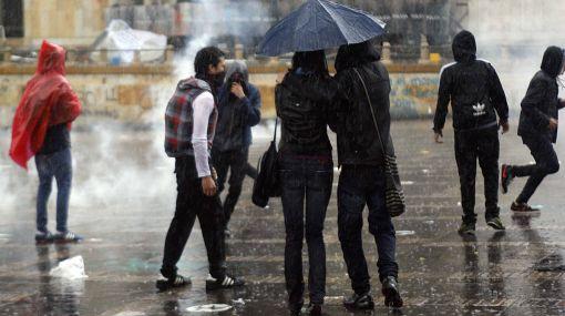 Colombia: un muerto y ocho heridos dejaron protestas de estudiantes