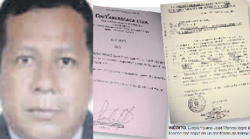 Juez loretano liberó a narco colombiano