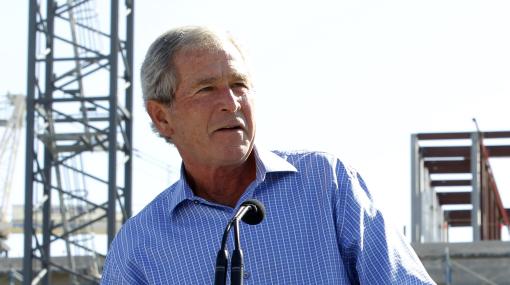 """""""Arresten a Bush por violación de derechos"""", pidió Amnistía Internacional a Canadá"""