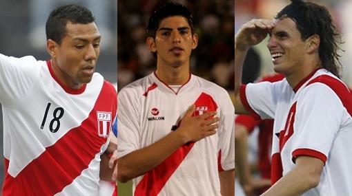 'Cachito', Zambrano y 'Zlatan' están aptos para jugar ante Ecuador