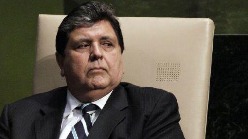 """El Apra cuestiona comisión: """"Buscan la inhabilitación de Alan García"""""""
