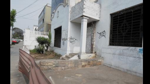 Municipio de Miraflores recuperó casa que era refugio de drogadictos