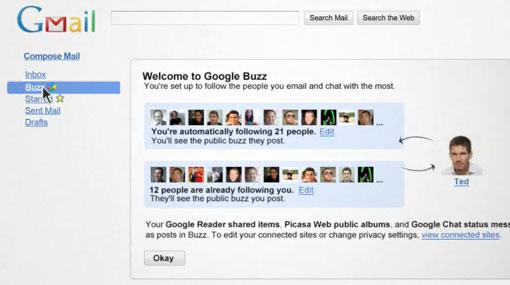 Google anunció que cerrará Buzz para centrarse en Google+