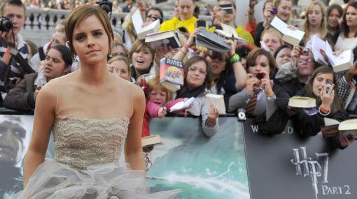 Ex novio de Emma Watson la dejó por ser famosa
