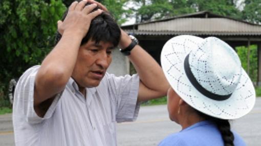 Evo Morales sufre primera derrota electoral en comicios para jueces
