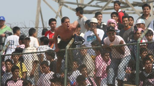 Ir al estadio a ver fútbol no es seguro, opina el 87% de peruanos