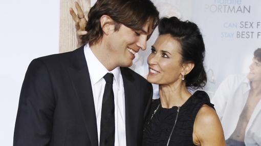 Confirmado: Demi Moore se divorciará de Ashton Kutcher
