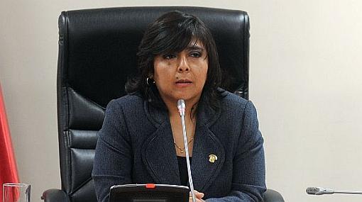 """Ministra de la Mujer está a favor de anticonceptivos """"naturales"""" y en contra de los abortivos"""