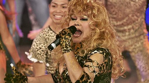 """La 'Tigresa del oriente' rugirá en """"El gran show"""""""