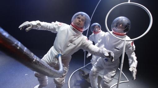 Tres peruanos llegaron a la Luna... en nueva obra de teatro