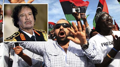 Armas y resentimiento: Libia afronta duro proceso con muerte de Gadafi