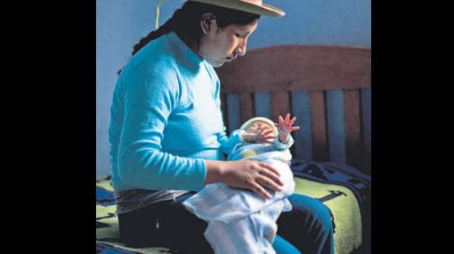 Unos 6 mil recién nacidos mueren en el primer mes