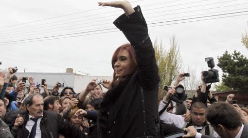 Cristina Fernández arrasó: fue reelecta presidenta de Argentina con 55%