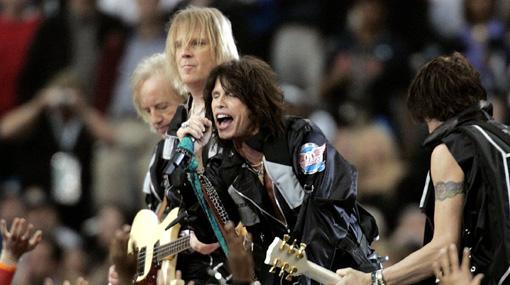 Aerosmith abandonó el Perú rumbo a Paraguay