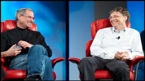 ¿En qué circunstancias se peleó Steve Jobs con Bill Gates?