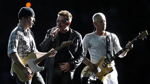 Bono habla de posible separación de U2 en el 2012