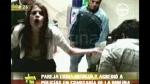 VIDEO: jóvenes ebrios insultaron y hasta patearon a policías en La Molina - Noticias de kurt heinz lundstrom porras
