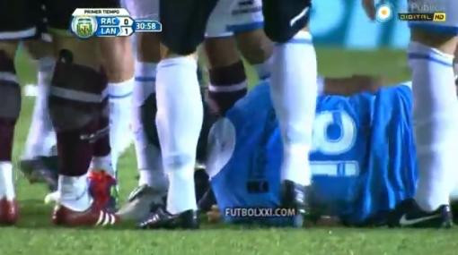 En Argentina se habla poco de fútbol y mucho de violencia