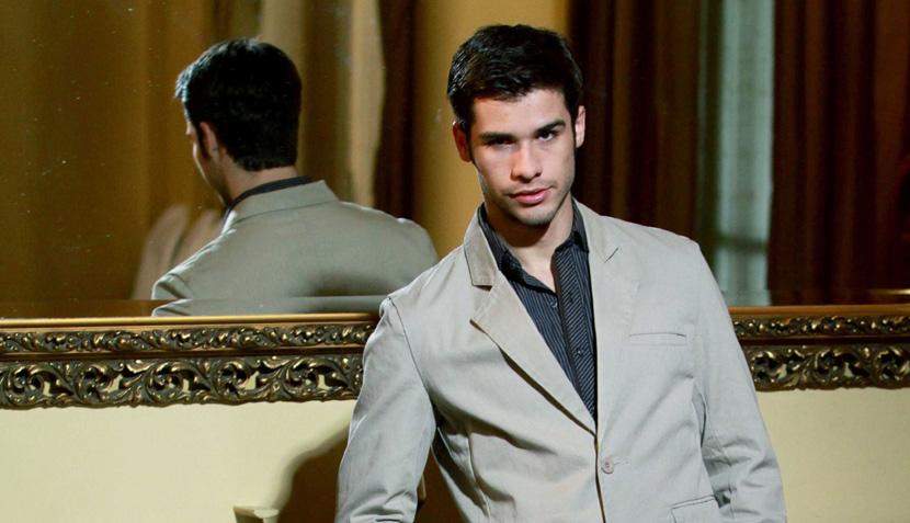 FOTOS: Jesús Neyra debuta como modelo